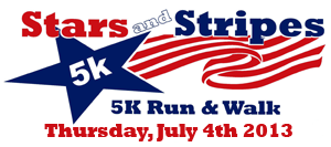 Stars and Stripes 5k
